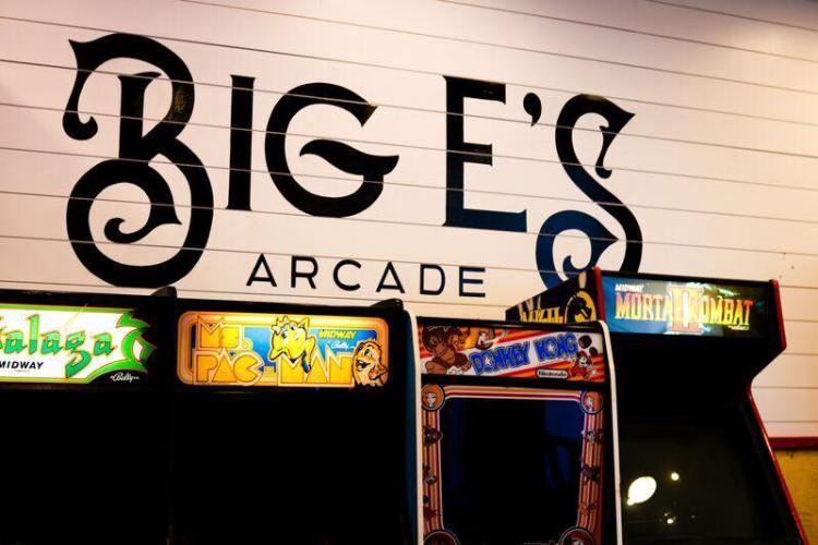 Birmingham, Alabama, Big E's Arcade, Mae's Food Hall