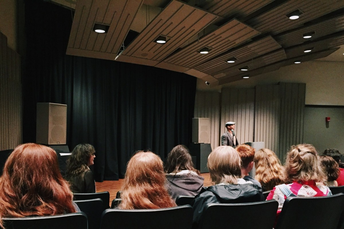 BACHE's Visiting Writers' Series hosts Derrick Harriell at Birmingham's universities