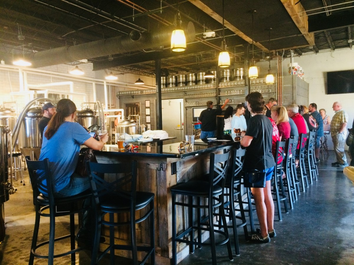 6 things you missed during the September 1 grand opening of Slag Heap Brewing Co. in Trussville