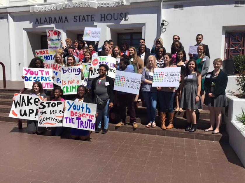 Birmingham, AIDS Alabama, Alabama Alliance for Healthy Youth
