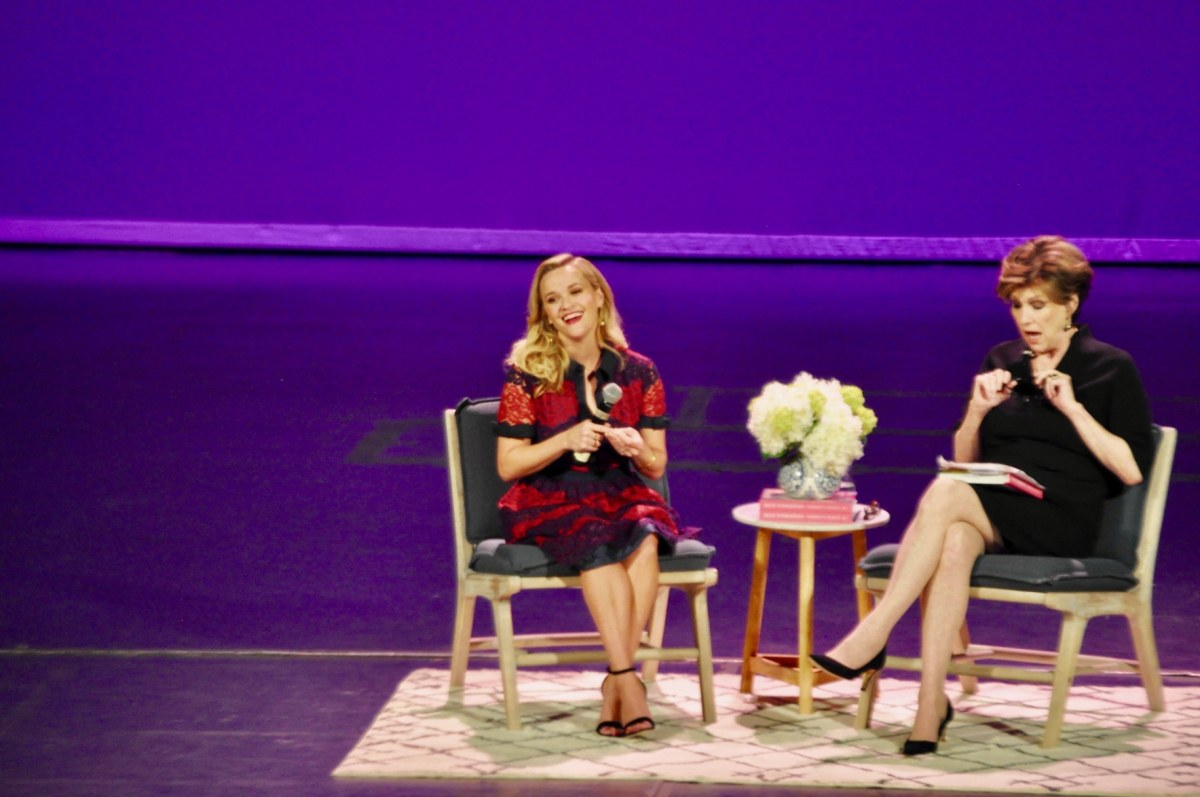 Photo gallery: Reese Witherspoon talks Southern culture and empowering women during her Whiskey in a Teacup book tour