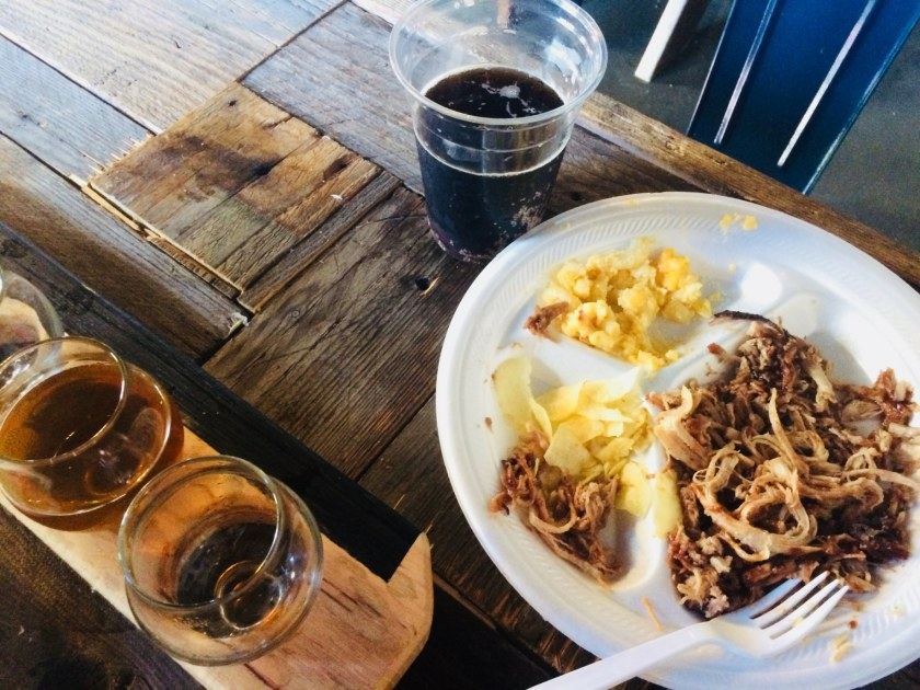 Birmingham, Trussville, Slag Heap Brewing Co., Southland's Bar-B-Que