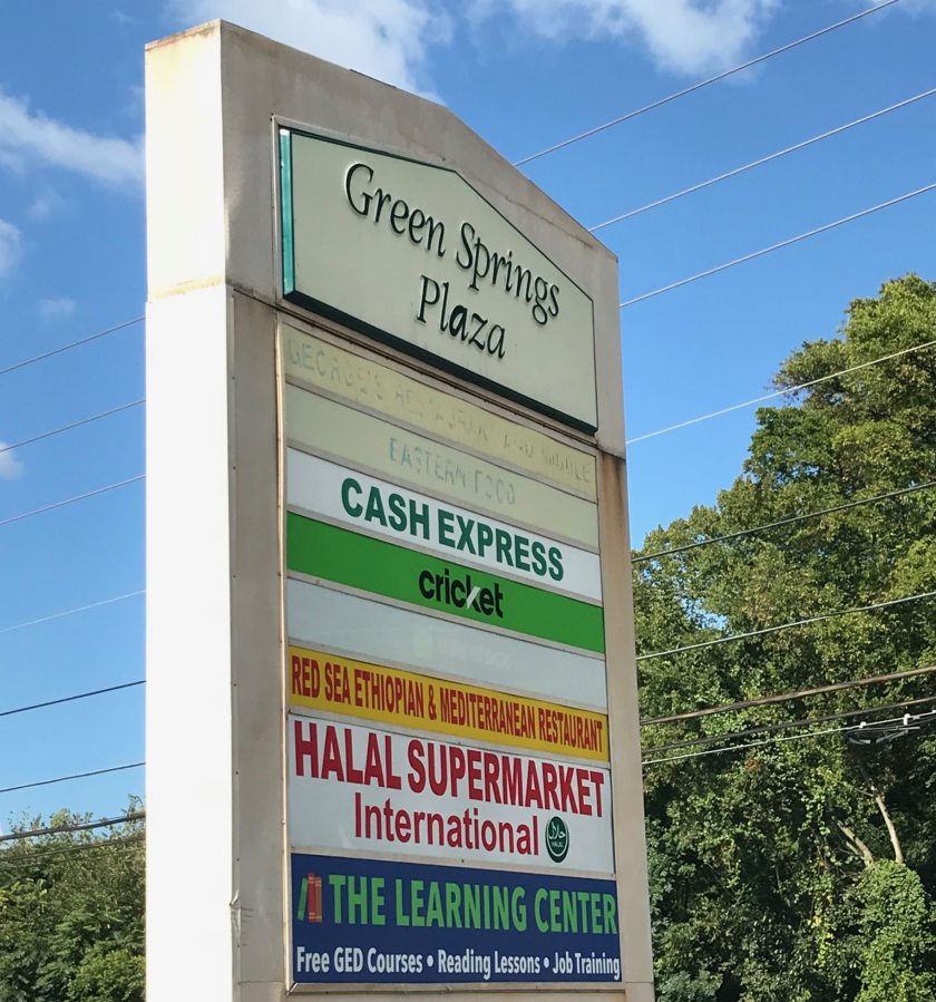 Birmingham, Alabama, ethnic food, Green Springs Highway