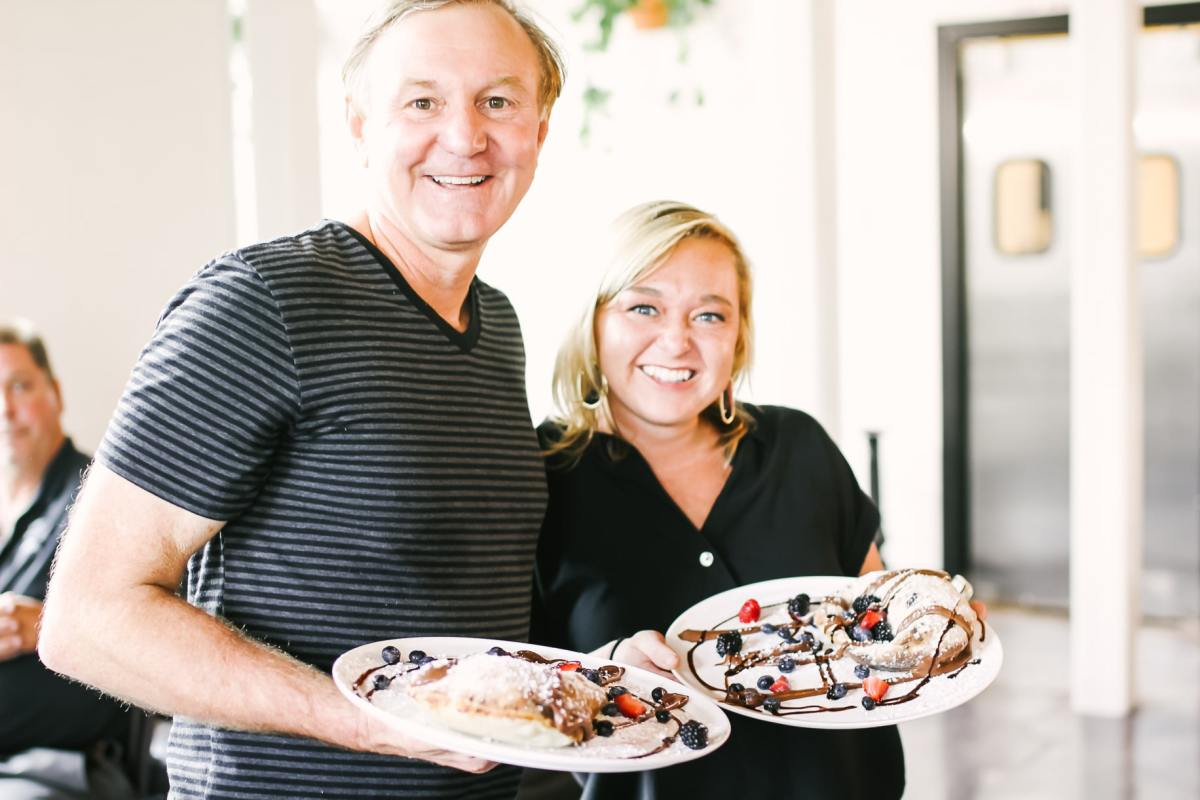 MidiCi's Italian Kitchen opens in Mountain Brook Saturday, Sept. 22, with Nutella Calzones to die for
