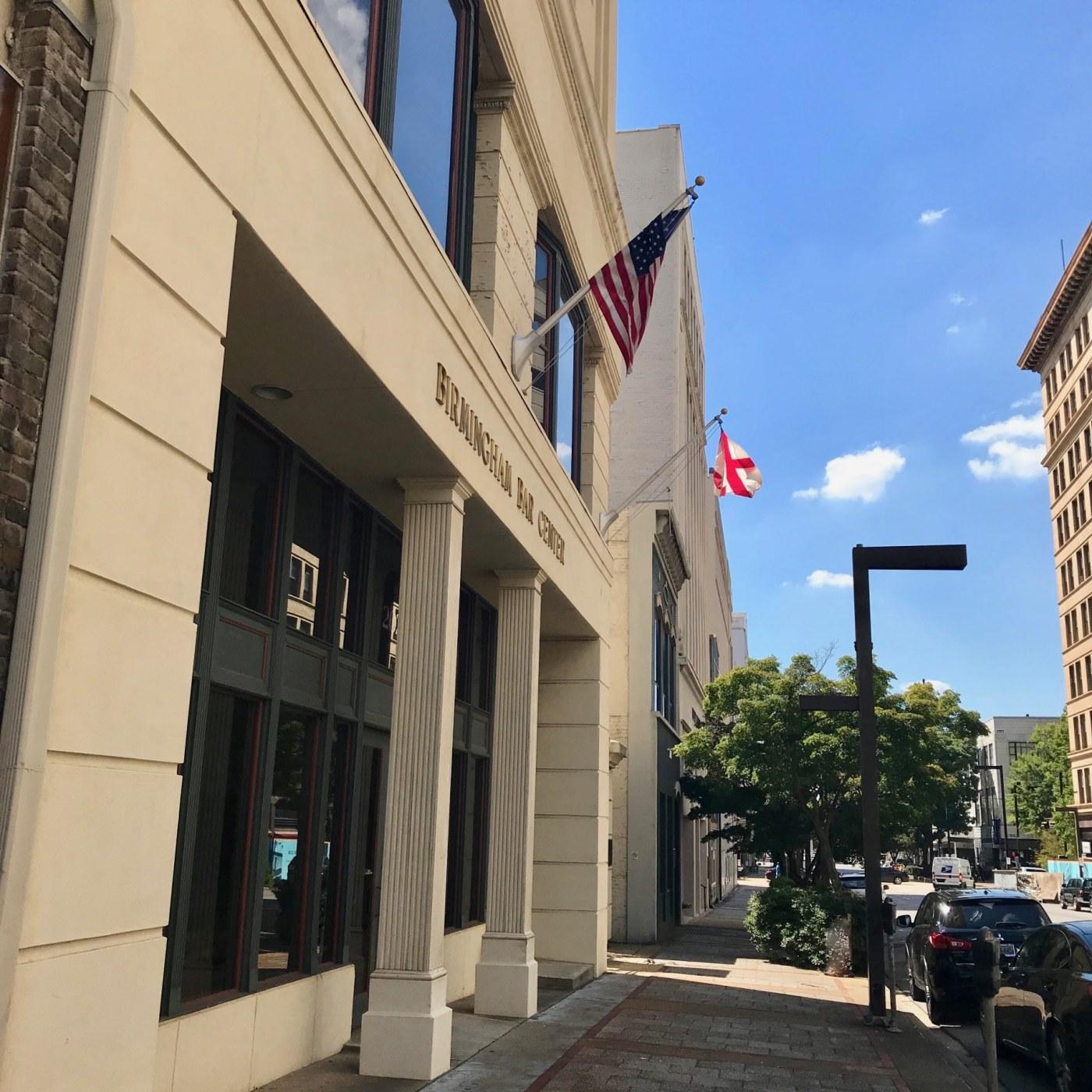 Birmingham, Alabama, Momentum, women leadership, Birmingham Bar Association