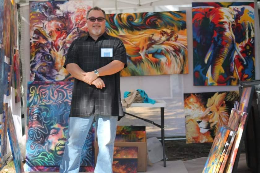 Birmingham, Bluff Park Art Association, festivals, Bluff Park Art Show