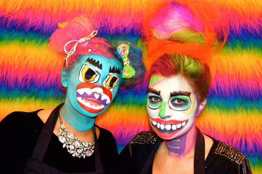 Birmingham, Peaches and Scream, Halloween, October