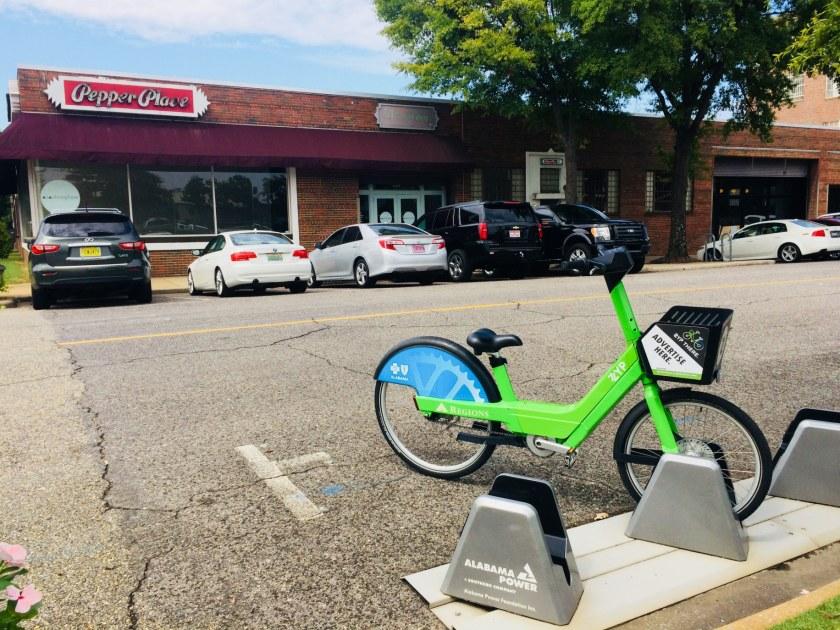 Birmingham, Zyp BikeShare, Zyp bikes
