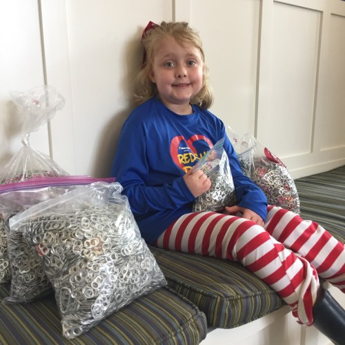 Birmingham, Ronald McDonald House Charities of Alabama, Ronald McDonald House, McDonald's, pop tabs, pop tab pandemonium, aluminum cans