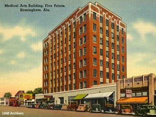 Birmingham, Alabama, Hotel Indigo