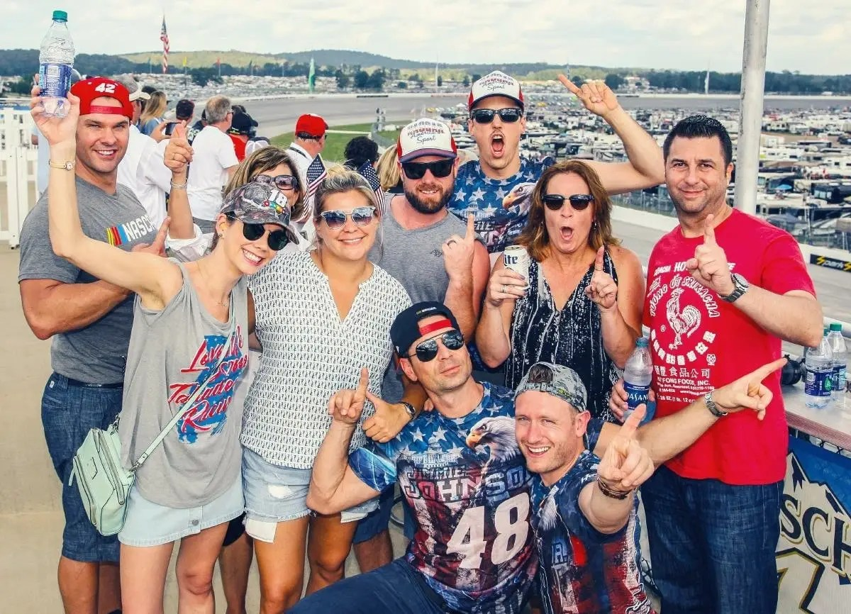 6 reasons to attend the 2018 fall race weekend at Talladega Superspeedway on October 12-14, plus a sneak peek at Transformation – The Talladega Superspeedway Infield Project, set for completion October of 2019