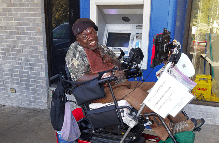 'The Candy Man' needs our help. Be inspired by one of Birmingham's hardest working citizens