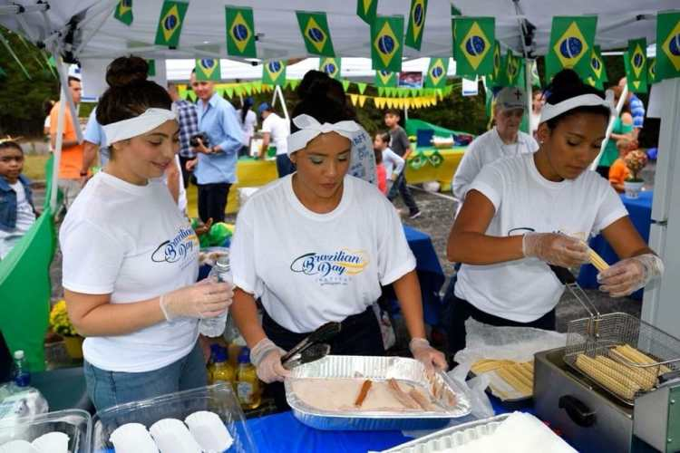 Birmingham, festivals, Brazilians in Birmingham