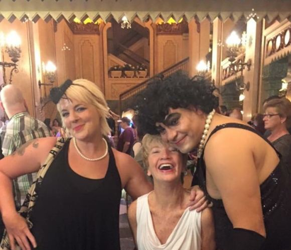 Birmingham, The Rocky Horror Masquerade Ball, Halloween, party, Alabama Theatre