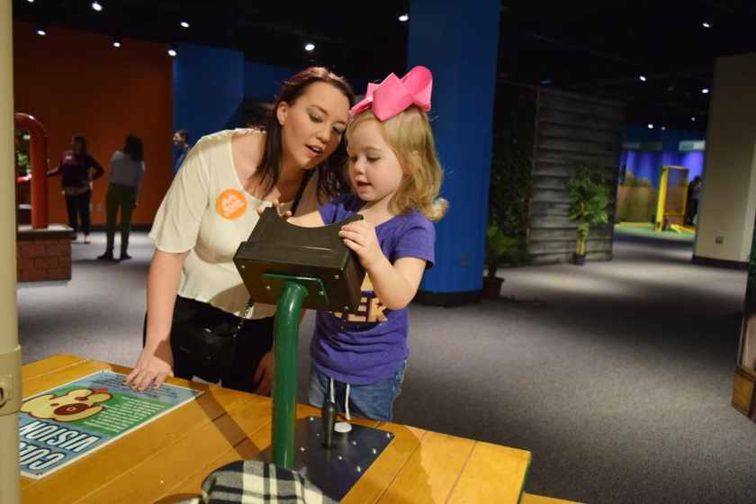 Birmingham, McWane Science Center, science, Earth Science Week, Earth sciences