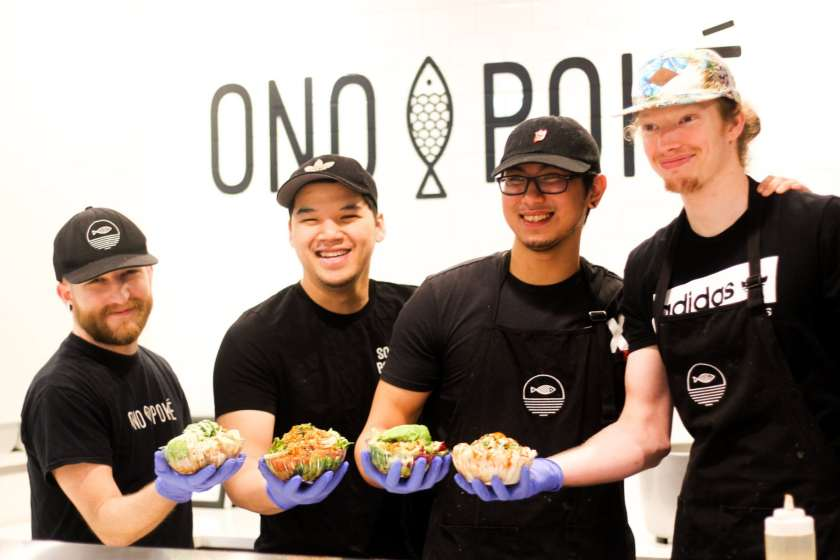 Birmingham, Ono Poke, food, Hawaiin cuisine, Pizitz Food Hall, Homewood