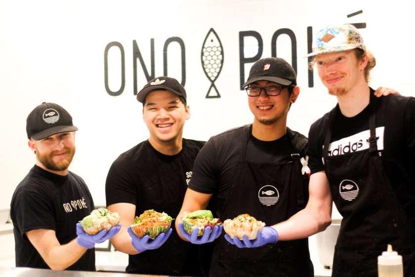 Birmingham, Ono Poke, food, Hawaiin cuisine, Pizitz Food Hall, Homewood