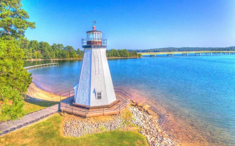 Birmingham, Alabama, Children's Harbor, Pig Iron BBQ Challenge, Lake Martin