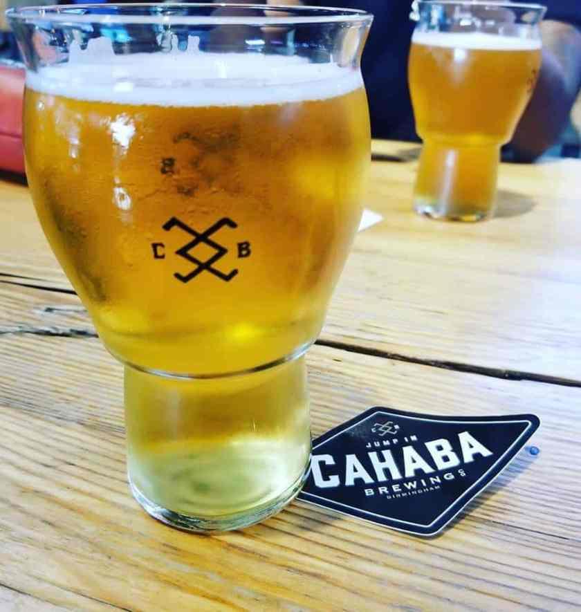 Birmingham, Alabama, Cahaba Brewing Company,