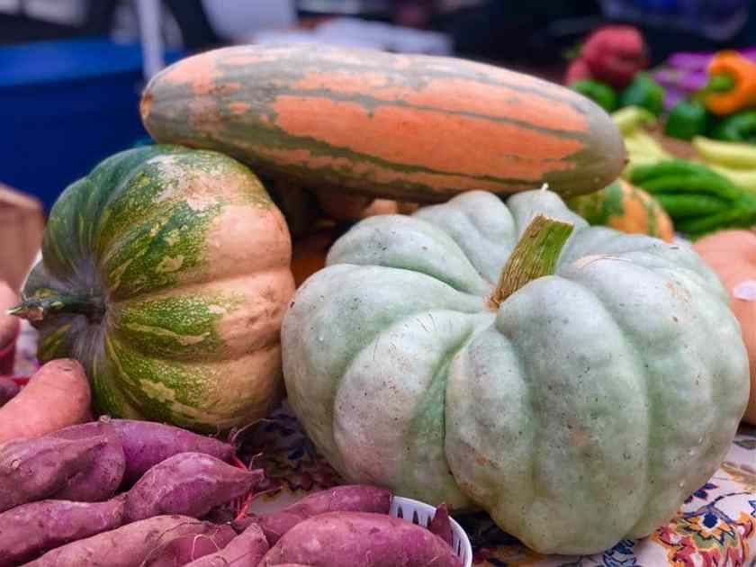 Birmingham, Alabama, Market at Pepper Place, pumpkins