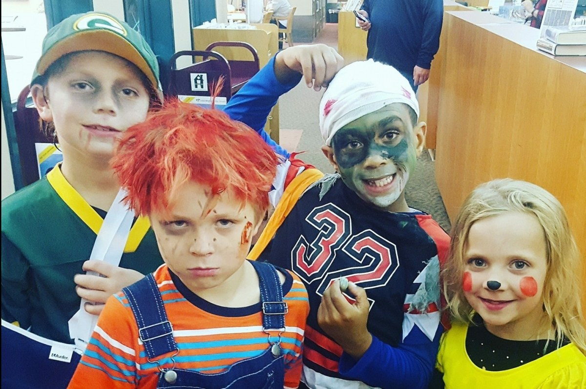 13 trunk or treats in Birmingham this October, plus 4 extra Halloween events, including Boo at the Zoo