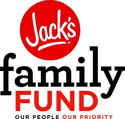 Jack's Restaurant, Jack's Family Fund Logo