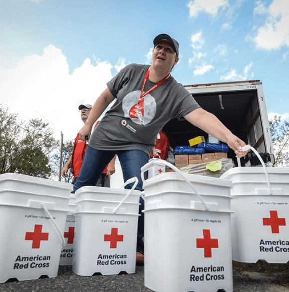 Birmingham, American Red Cross, Hurricane Michael