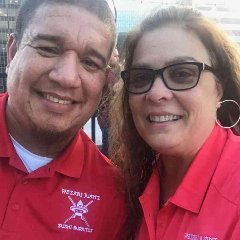 Birmingham, Alabama, Wasabi Juan's, Barby and Luis Toro, Hispanic Heritage Month