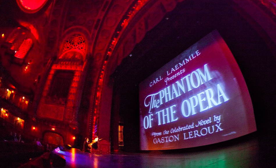 A Birmingham tradition since 1979. Don't miss The Phantom of the Opera at the Alabama Theatre today
