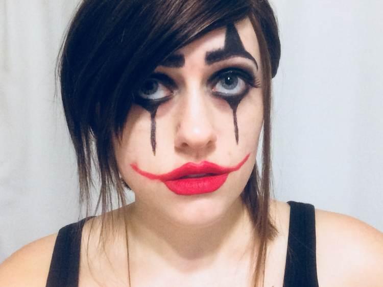 Birmingham, Halloween, costumes, DIY, makeup, clowns, It