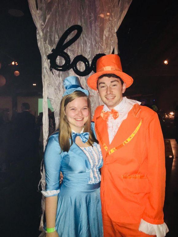 Birmingham, Halloween, costumes, October, Dumb and Dumber, couple costumes