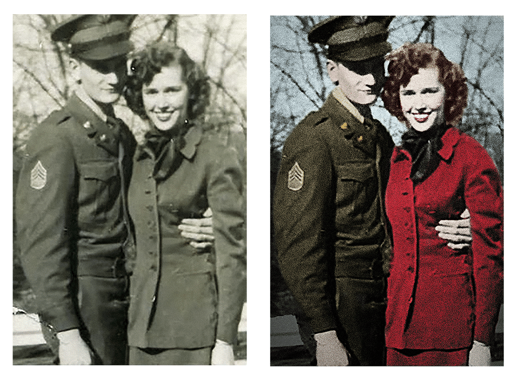 Let Four Corners Gallery restore your beloved family photos and historic documents in time for the holidays