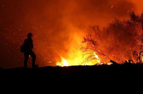 Birmingham, California fires