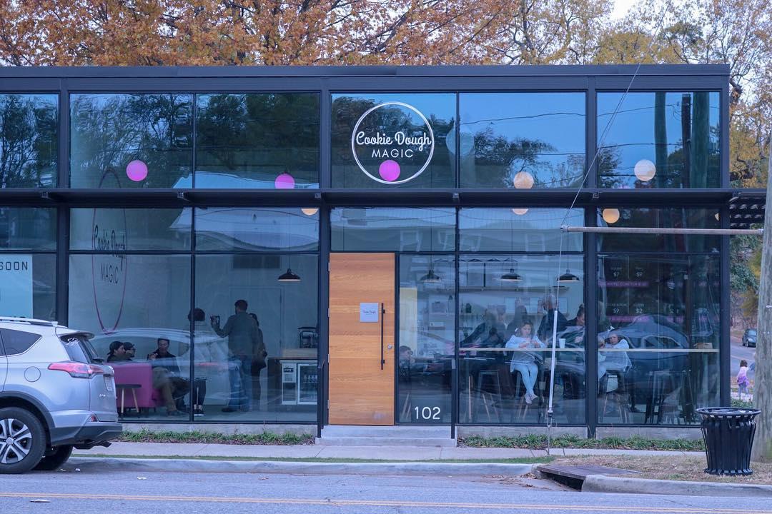 Cookie Dough Magic is now open in Birmingham's Avondale neighborhood