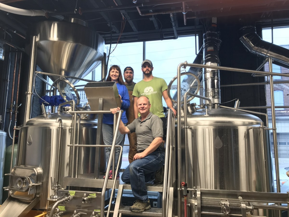 9 things to know about Birmingham District Brewing Co. at The Battery, opening Saturday, Nov. 10