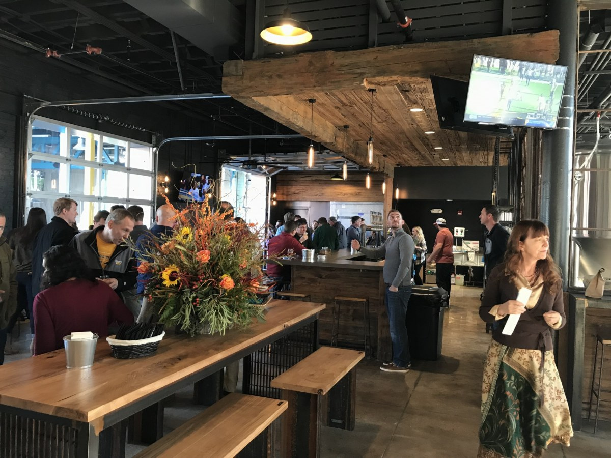 The recap: Birmingham District Brewing Co. grand opening at The Battery in Southside