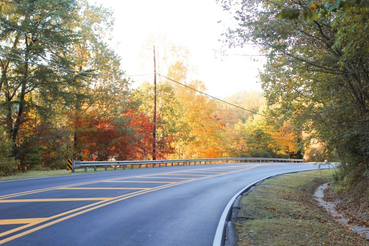 Birmingham, Bluff Park, Hoover, Driver's Way, scenic drives, fall drives