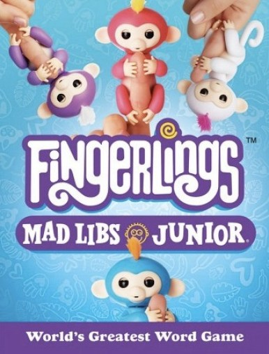 Birmingham, Books-A-Million, BAM, Fingerlings, Mad Libs, toys, games, Fingerlings Mad Libs
