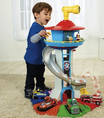 Birmingham, Paw Patrol My Size Lookout Tower, Paw Patrol, toys, top toys 2018