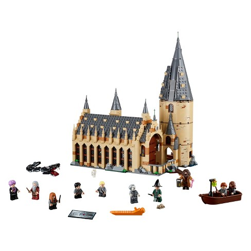 Birmingham, LEGO 75954 Harry Potter Hogwarts Great Hall Building Kit, top toys 2018
