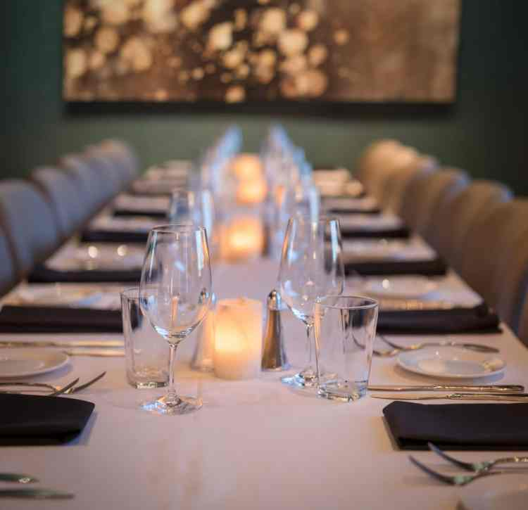 Birmingham, Alabama, Perry's Steakhouse & Grille, private dining