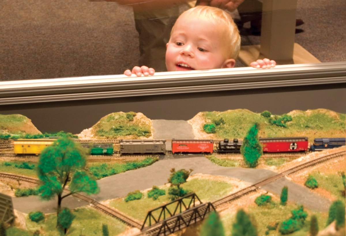 Birmingham, McWane Science Center, the Magic of Trains, train exhibits Birmingham, trains, railroads