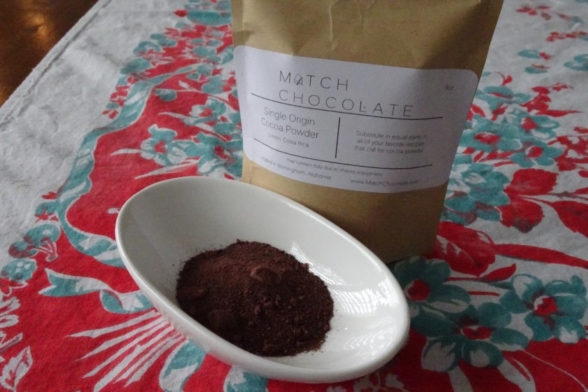 Birmingham, Alabama, black bottom pumpkin pie, Match chocolate, Match cocoa powder