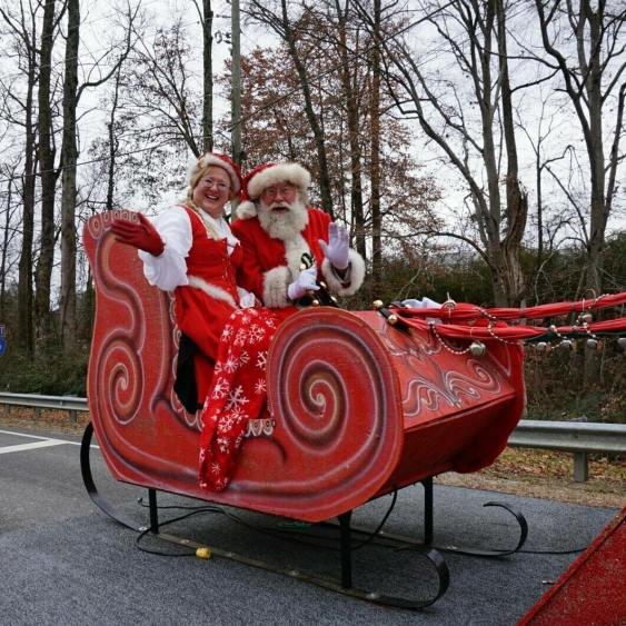 Birmingham, Santa, Santa Claus