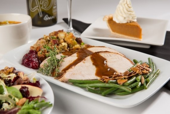 Birmingham, Perry's Steakhouse and Grille, Thanksgiving, Thanksgiving dinner