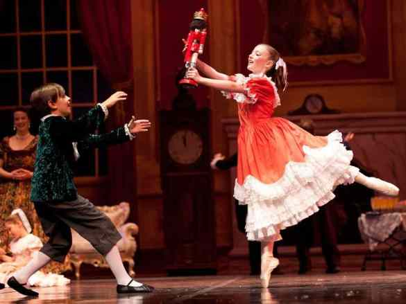 Birmingham, The Nutcracker, holiday concerts, holiday music, Christmas music, Christmas concerts, Alabama Theatre, Birmingham Ballet
