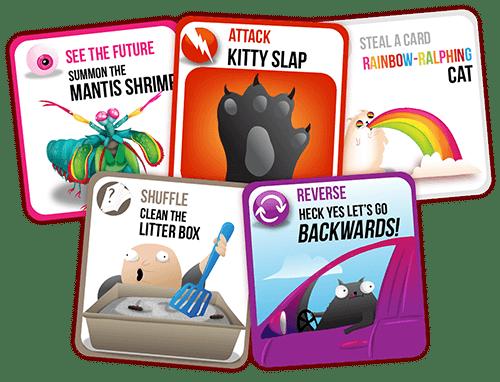 Birmingham, Exploding Kittens Card Game