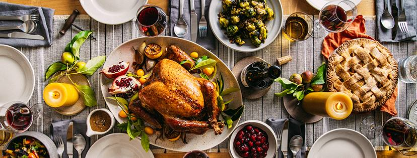 Buy Thanksgiving dinner pre-made this year — Don't worry, we won't tell anyone