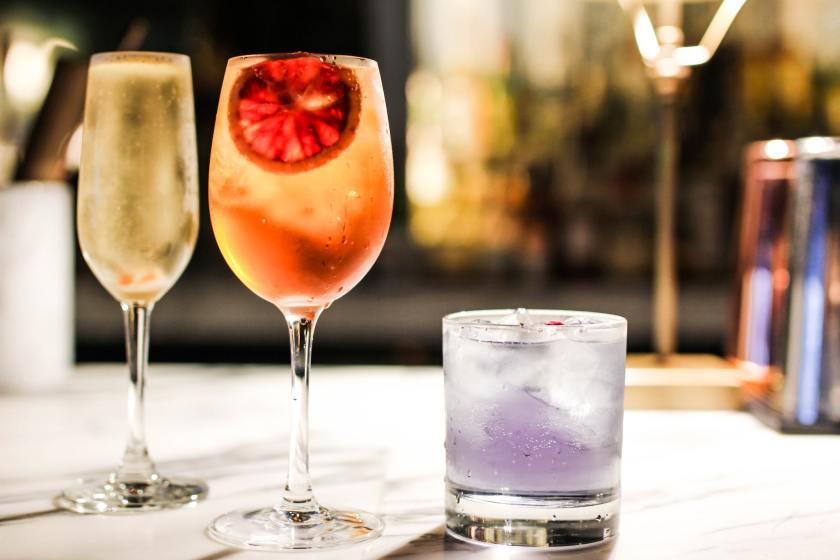 Birmingham, Alabama, cocktail bars, cocktail bars in downtown Birmingham, Paper Doll Bar