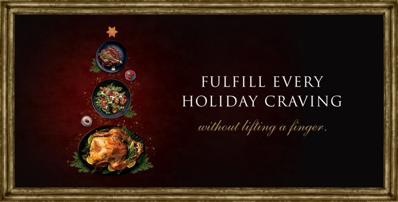 What's open on Christmas Day in Birmingham? Brunch at The Grand Bohemian in Mountain Brook